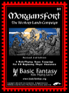 Cover of BF1 Morgansfort: The Western Lands Campaign